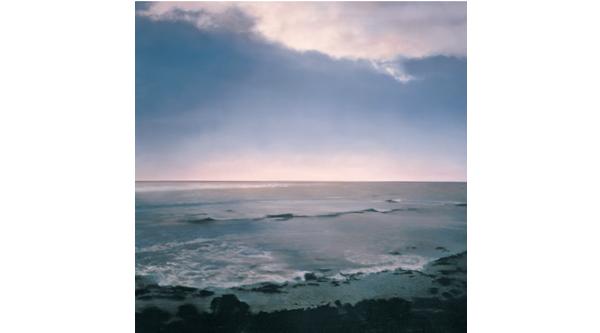 Artwork image, Gerhard Richter's Seestück (Seascape)
