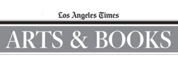 LA Times Arts and Books header