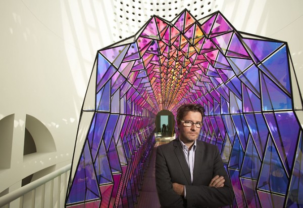 Olafur Eliasson and Andy Bell: Separated at Birth?