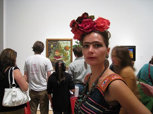Live Art Frida