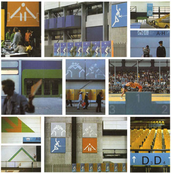 Copyright Otl Aicher and the German National Olympic Committee.
