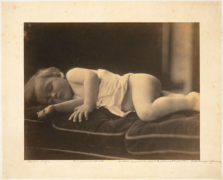 Julia Margaret Cameron, My Grandchild, Archie Cameron, Aged Two Years, Three Months, 1865; Purchased through a gift of Lise Jeantet and the Accessions Committee Fund