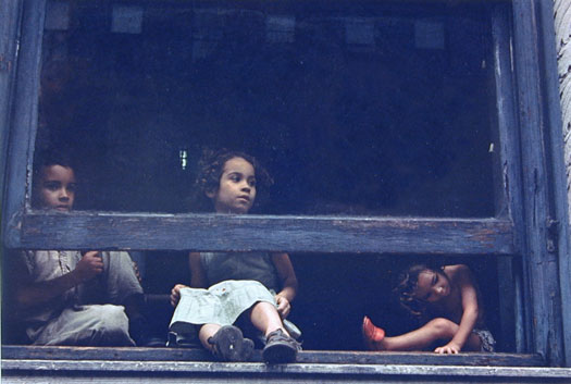 Helen Levitt, _New York, 1959_. 1959, printed 1991