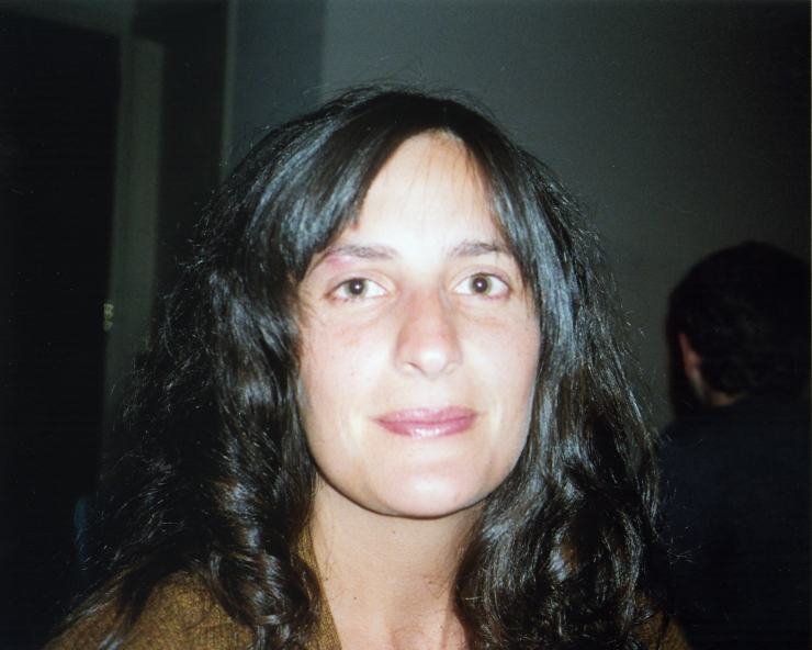 Rachel Kaye in happier days when she still lived in San Francisco, but God bless her in her current home in NYC