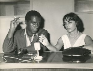 Carl Lee and Shirley Clarke