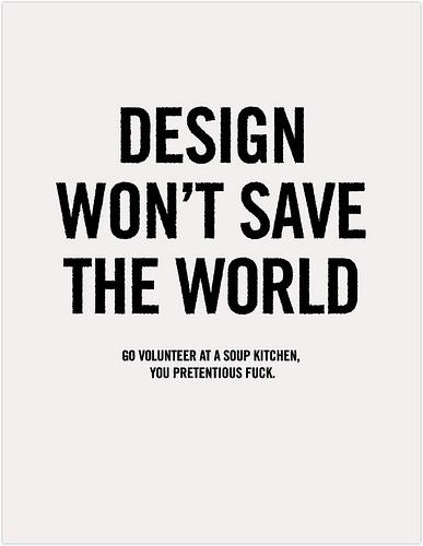 Slide from Saul Griffith's presentation at Compostmodern 09. Designer: Frank Chimero.