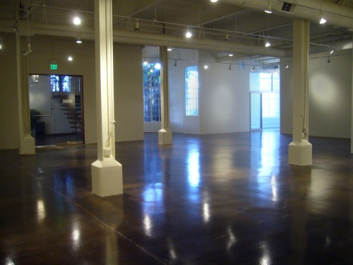 Kala Art Institute's new gallery space