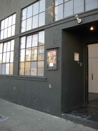 New Langton Arts, San Francisco, Photo by Jennifer Leighton (Borrowed from White Hot Magazine)