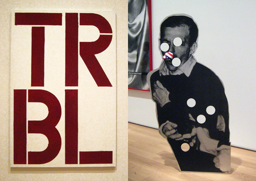 Christopher Wool, Trouble and Casey Noland, OOZEWALD