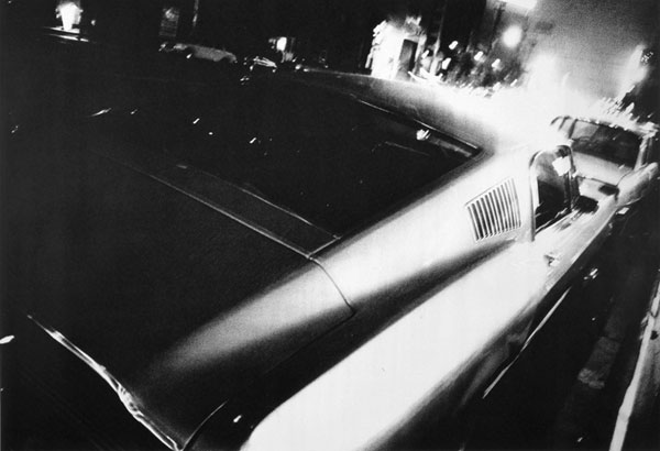 Takuma Nakahira, La nuit 5, ca. 1968; Promised gift of a private collector © Takuma Nakahira