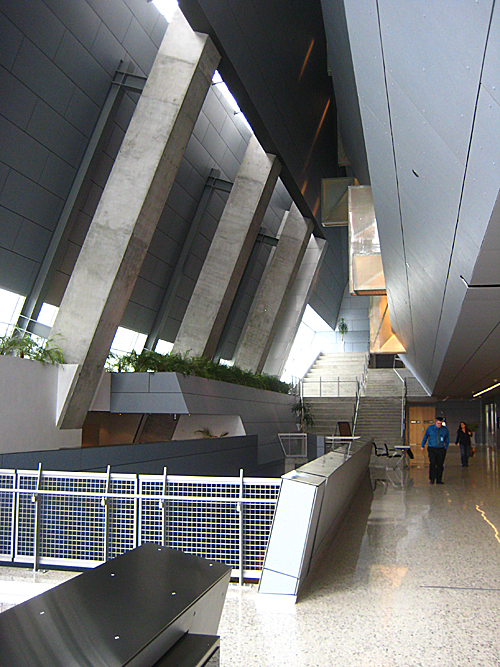 Federal Building, main lobby.