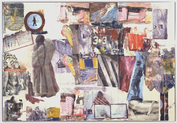 Robert Rauschenbergy, _Port of Entry_