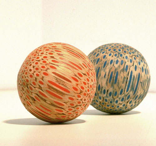 Gay Outlaw, Pencil Balls, 1996
