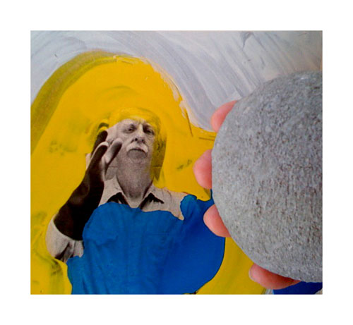 Rebecca Goldfarb, D.I. Dumbball toss to R.G. 2009