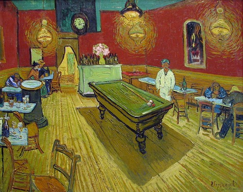 Artist Vincent van Gogh Date September 1888 Type Oil on canvas Dimensions 72.4 cm × 92.1 cm (28.5 in × 36.3 in) Location Yale University Art Gallery, New Haven, Connecticut