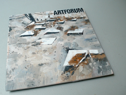 "Conrad Bakker, ""Untitled Project: SUBSCRIPTION (ArtForum International)"""