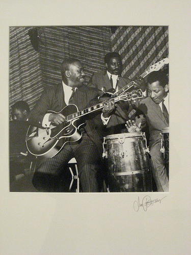 Jim Dennis Wes Montgomery at The Both And Club
