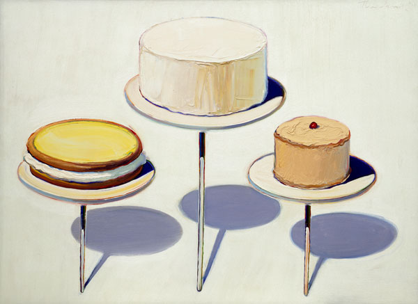 Happy Birthday, Wayne Thiebaud!