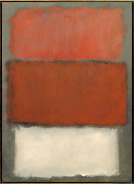 or this Rothko Untitled 1960?