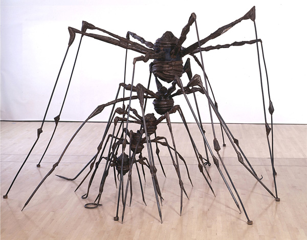 Remembering Louise Bourgeois, 1911-2010