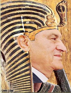 Mubarak Defiant
