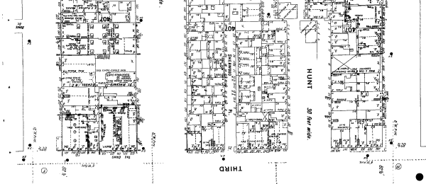 San born Map, 1900