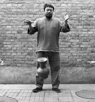 "Ai Weiwei Released on Bail after ""Confessing to his Tax Crimes"" with No Mention of Why the Government Demolished His Shanghai Studio with Bulldozers a Few Months Before He Was Arrested"