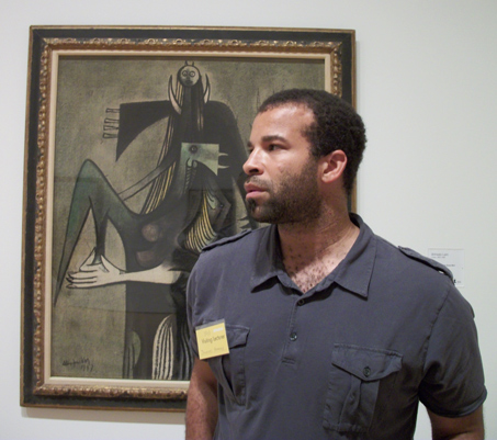 Pop-Up Poets: Douglas Kearney on Wifredo Lam