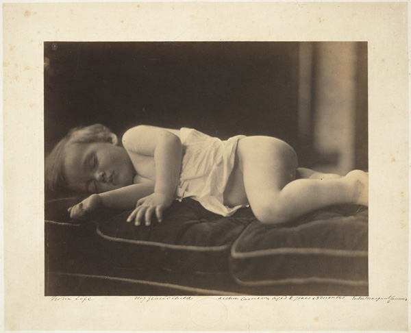 Anne Boyer on Julia Margaret Cameron's Photograph of Her Grandchild, Archie Cameron, Aged Two Years, Three Months