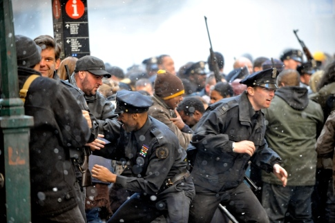 How Occupy Wall Street Mobs Attacked Bankers over the Weekend