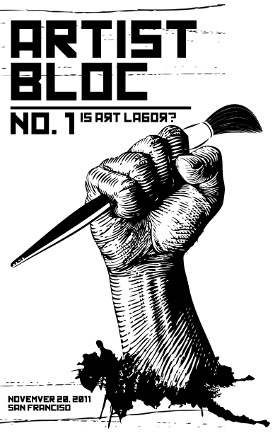 Artist Bloc No. 1, Is Art Labor?
