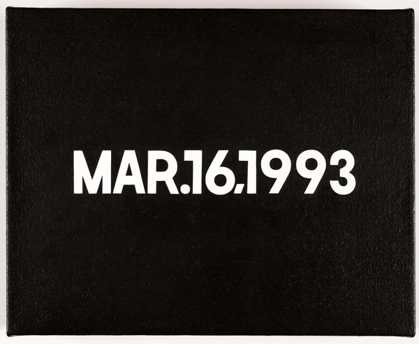 SECA 50th Anniversary Artist-on-Artist Talks: Jordan Kantor on On Kawara