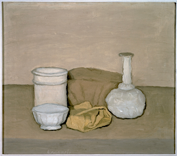 SECA 50th Anniversary Artist on Artist Talks: Rebeca Bollinger on Giorgio Morandi