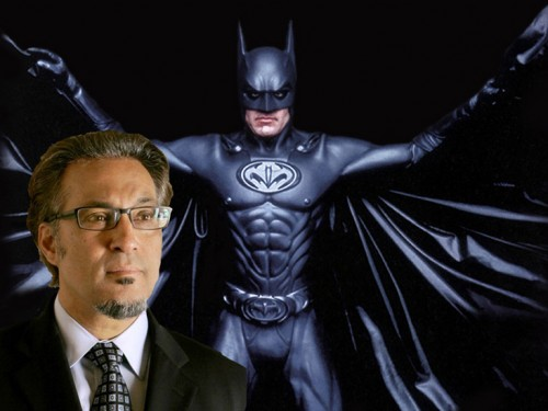 Diary of a Crazy Artist: Is Ross Mirkarimi Really the Batman?