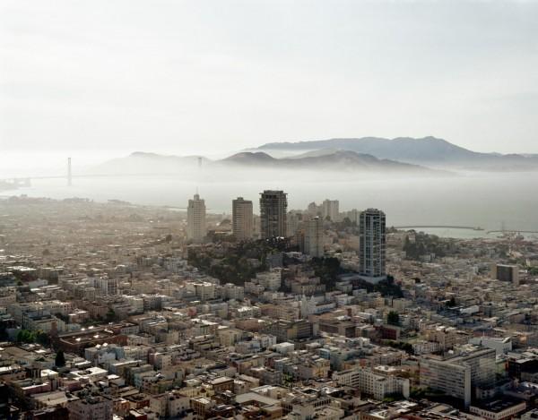 Gabriele Basilico: San Francisco, 2007