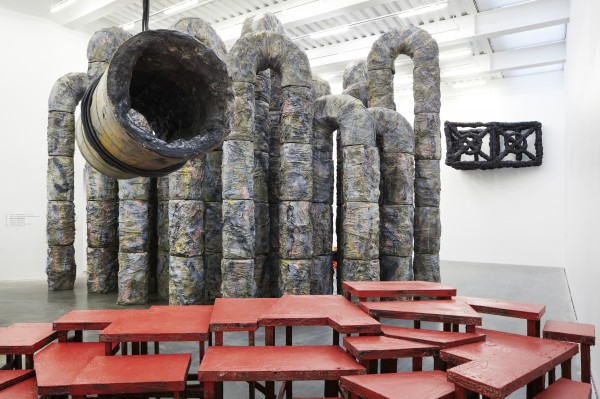 On Sculpture That Embodies: Phyllida Barlow at the New Museum