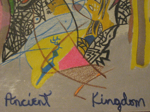 Ancient Kingdom 2009 (detail)