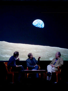 Diary of a Crazy Artist: Trevor Paglen with Werner Herzog