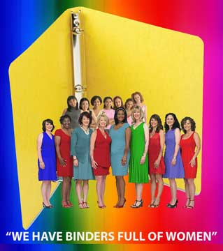 Our Binders Are Full of Women