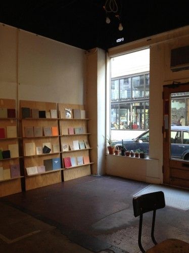 Art MicroHubs : Publication Studio (Portland, OR) and The Carrack (Durham, NC)