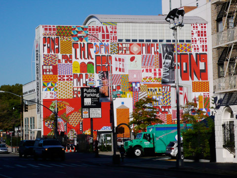 On Finding Barry McGee in Brooklyn