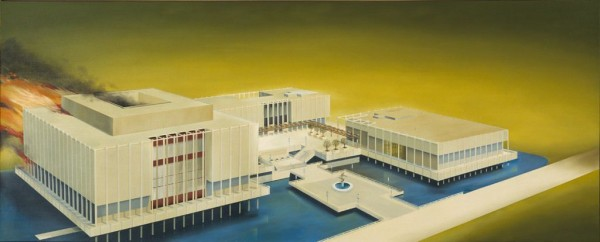 Proposal for a Museum: Ed Ruscha