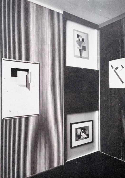 Proposal for a Museum: El Lissitzky's Kabinett der Abstrakten