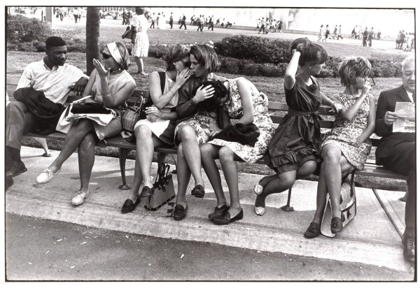 Slow-looking at Winogrand