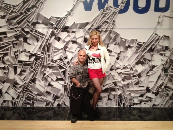 Great Looks in the Galleries: Sammy D. and Zarina Z.