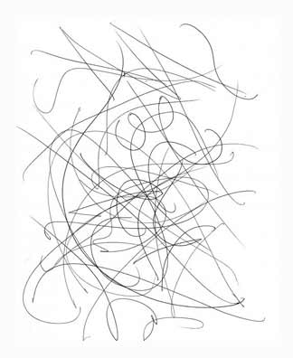 Modern Scribble. Chris Cobb, 2013