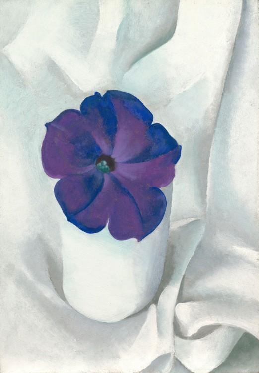 Georgia O'Keeffe, Petunia, 1925
