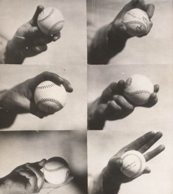 Unknown, Untitled [Baseball study], 1930s