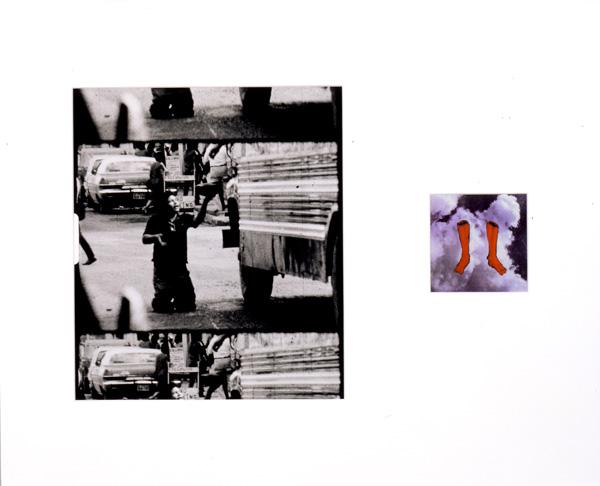 David Wojnarowicz, Untitled, 1988-1989