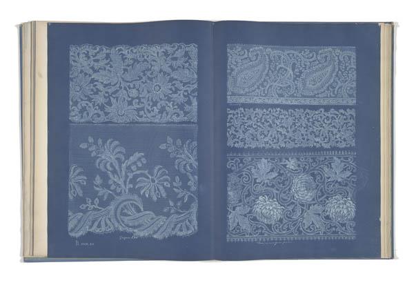 Unknown, Dentelles Guipures et Broderies de Différent Styles par J. Béal, ca. 1880s